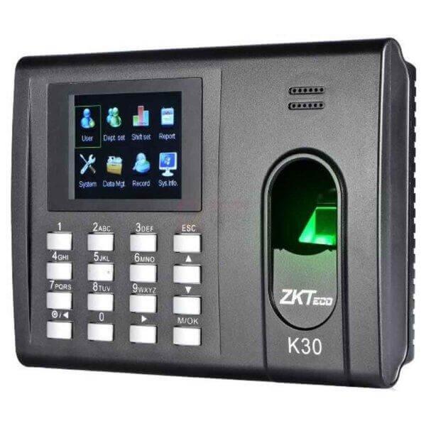 جهاز البصمة ZKTeco K30