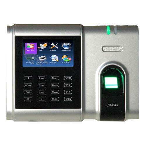 ZKTeco X628-TC Fingerprint Device